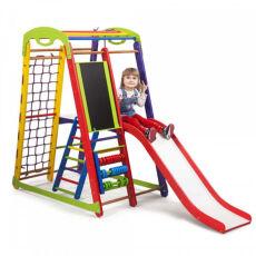 Детский спортивно-развивающий комплекс «Кроха - 1 Plus 3» для дома