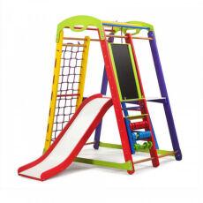 Детский спортивно-развивающий комплекс «Кроха - 1 Plus 3» для дома 3