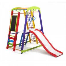 Детский спортивно-развивающий комплекс «Кроха - 1 Plus 3» для дома 4