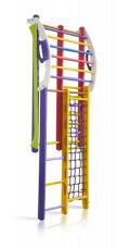 Деревянный спорткомплекс детский для дома «Кроха - 1 Plus 2» 7