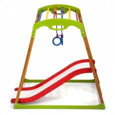 Спортивно-развивающий детский комплекс «BabyWood Plus 1» для дома 5