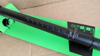 Подседельный штырь Syncros FL2.0 (400mm x 31.6mm), Новый 4