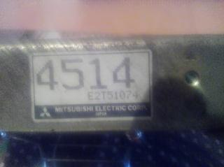 Блок управления  ДВС мазда 929 3