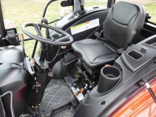 Экспортный б/у трактор 2007 года выпуска Branson 5025 CX 47 л/с + плуг 5
