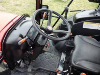 Экспортный б/у трактор 2007 года выпуска Branson 5025 CX 47 л/с + плуг 4