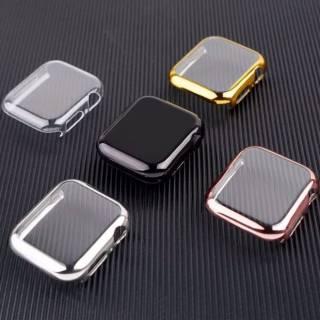 Силиконовый чехол на Apple Watch series 1,2,3,4,5,6/38,40,42,44mm 2