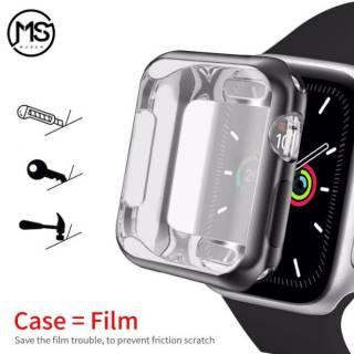 Силиконовый чехол на Apple Watch series 1,2,3,4,5,6/38,40,42,44mm 4