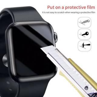 Силиконовый чехол на Apple Watch series 1,2,3,4,5,6/38,40,42,44mm 5