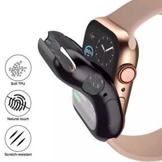 Силиконовый чехол на Apple Watch series 1,2,3,4,5,6/38,40,42,44mm 3