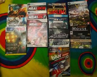 Игры для ПК (диски PC DVD) 3
