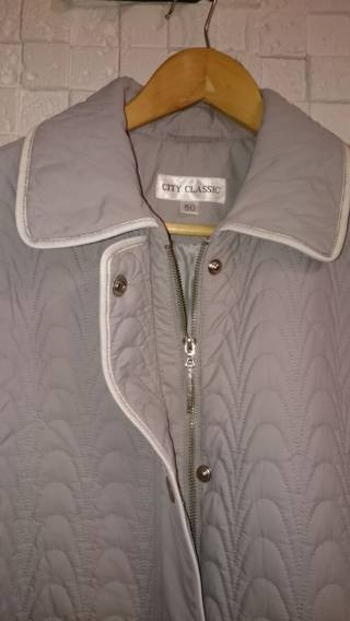 Куртка City Classic женская демисезонная 8
