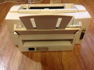 Принтер, ксерокс, копир, факс в одном устройстве. Ч/б и цветн печать. 7