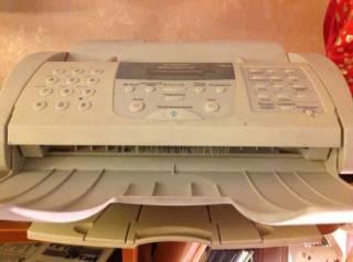 Принтер, ксерокс, копир, факс в одном устройстве. Ч/б и цветн печать. 2