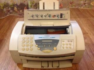Принтер, ксерокс, копир, факс в одном устройстве. Ч/б и цветн печать. 3