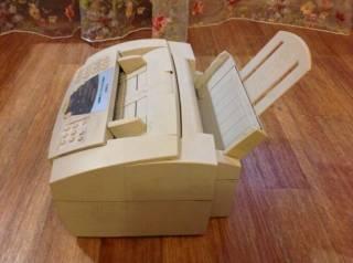 Принтер, ксерокс, копир, факс в одном устройстве. Ч/б и цветн печать. 6