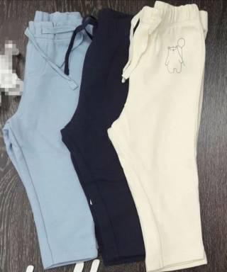 Набор комплект тёплых штанов Лупилу 2
