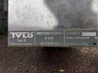 Срочно(!) устройство для сауны, TYLO 8 кВт, Ragnar Frunck 2