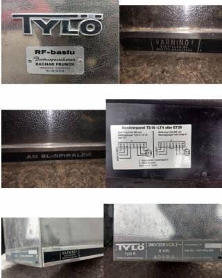 Срочно(!) устройство для сауны, TYLO 8 кВт, Ragnar Frunck 4