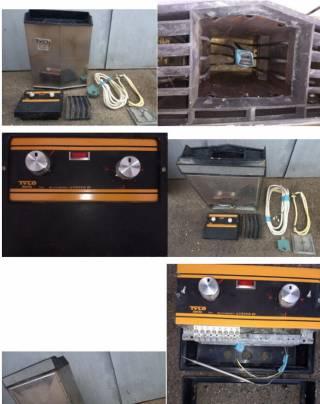 Срочно(!) устройство для сауны, TYLO 8 кВт, Ragnar Frunck 6