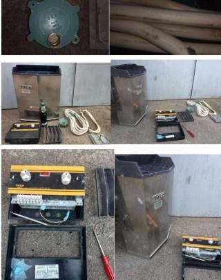 Срочно(!) устройство для сауны, TYLO 8 кВт, Ragnar Frunck 5