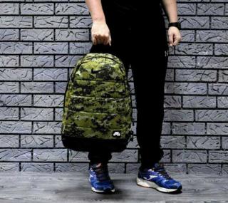 Стильный молодежный мужской рюкзак 6