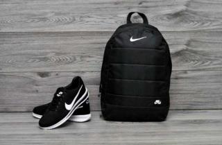 Стильный молодежный мужской рюкзак 3