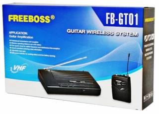 Freeboss FB-GT01 VHF беспроводной гитарный микрофон Гитарные 2