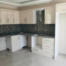 Предлагается купить двухкомнатную новую квартиру в Алании в современно 6