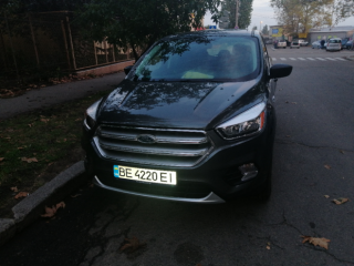 Ford escape 2017, рестайлинг 8