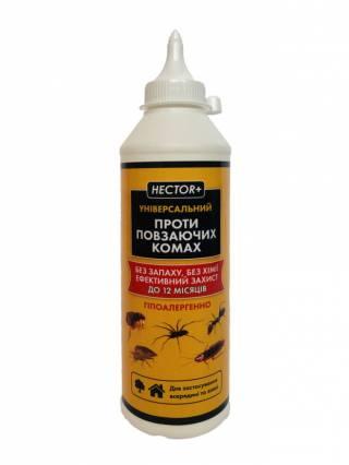 Средство от клопов, тараканов, блох, муравьев, пауков Гектор 2