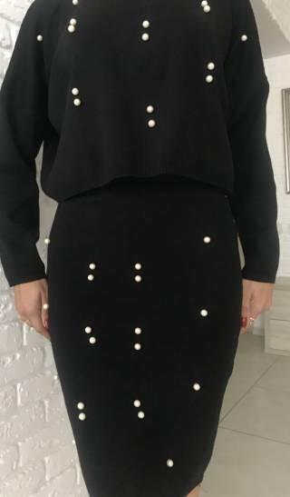 Продам новый тёплый женский костюм 2