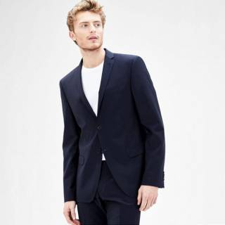 s.Oliver Premium пиджак р.46 100% шерсть меринос шерстяной классика 4