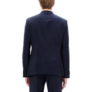 s.Oliver Premium пиджак р.46 100% шерсть меринос шерстяной классика 3