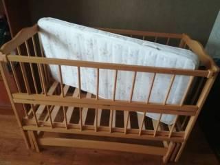 кроватка детская 2