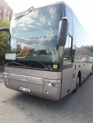 Перевезення до Чехії-Польщі-Німеччини (без обсервації) 2