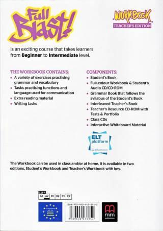 Full Blast 3 Workbook Teacher's edition (PDF формат) 9
