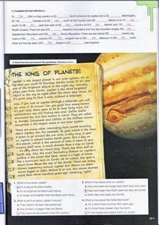 Full Blast 3 Workbook Teacher's edition (PDF формат) 7