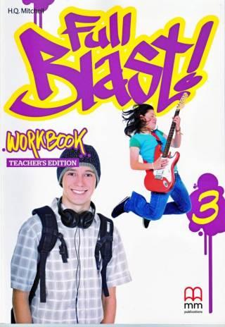 Full Blast 3 Workbook Teacher's edition (PDF формат) 2