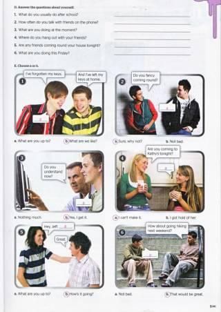 Full Blast 3 Workbook Teacher's edition (PDF формат) 6