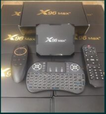 [НАСТРОЙКА] X96 MAX+ PLUS 2/16ГБ Смарт тв приставка (Android Smart TV) 2