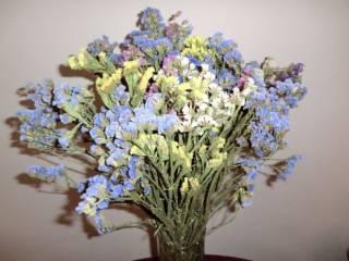 Сухоцветы букеты из сухоцветов икебана флористика декор 2