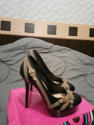 Туфли на каблучке