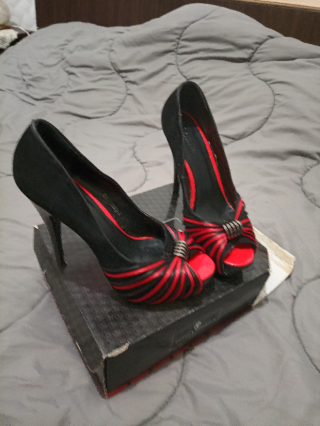 Туфли на каблучке 5