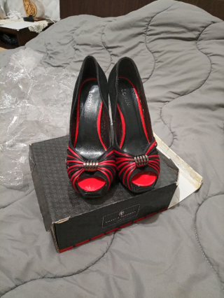 Туфли на каблучке 7