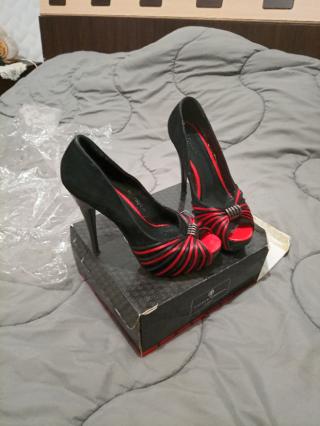 Туфли на каблучке 6
