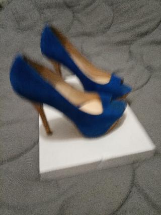 Туфли на каблучке 3