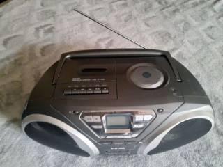 Продам кассетный магнитофон Samsung RCD-S50 4