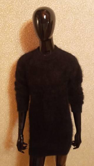 Женский кашемировый свитер / платье 9
