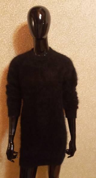 Женский кашемировый свитер / платье 8