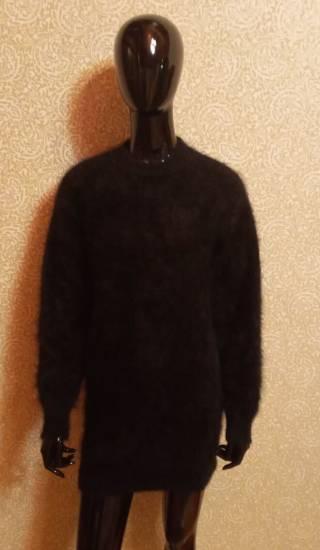 Женский кашемировый свитер / платье 10